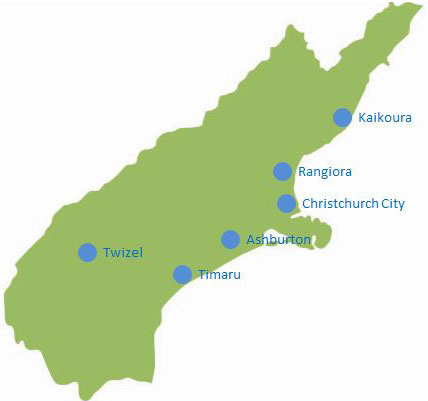 Timaru District