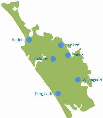 Kaipara District