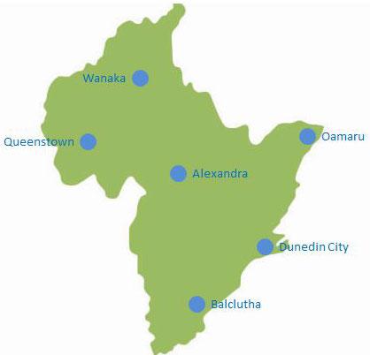 Clutha District