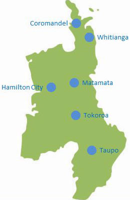 Taupo District