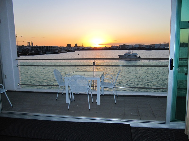 Auckland Waterfront Serviced Apartments