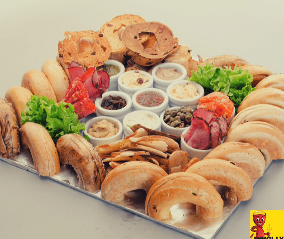 Wholly Bagels and Pizza Wellington