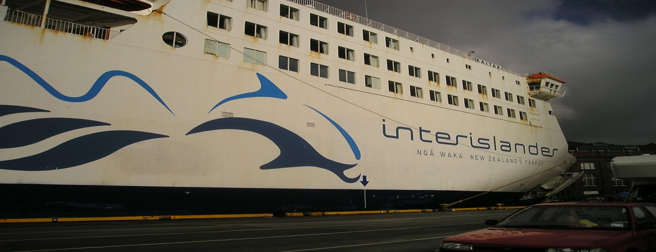 Ferries in New Zealand
